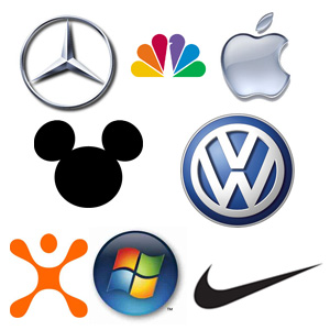 iconic Corporate Logos   The Early Years
